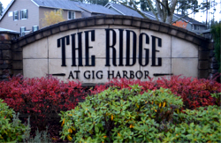 The Ridge At Gig Harbor HOA